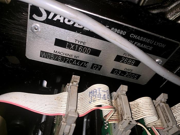 2004 Staubli LX1600