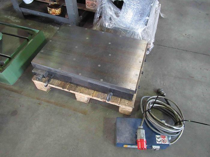 Usata PIANO MAGNETICO SPD 750 x 500