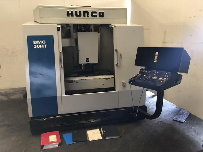 Gebruikt 1996 Hurco BMC 30 HT