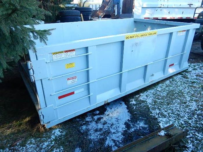 Used 14ft. Roll-Off Container- Stock #: 8671