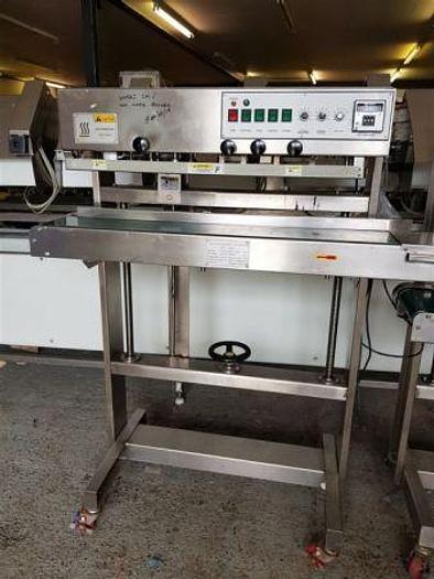 Used 2015 FRL 600B Stainless Steel Sealer