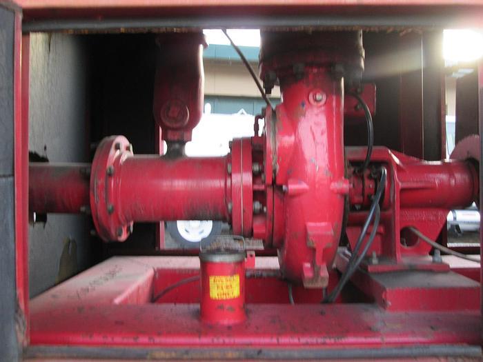 Griffin High pressure pump