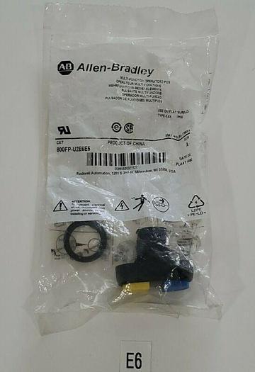 *NEW IN BAG* Allen Bradley 800FP-U2E6E5 Multi-Function Operator 2Pos + Warranty