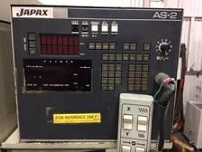 1983 Japax Model DP-25 Die Sinker EDM
