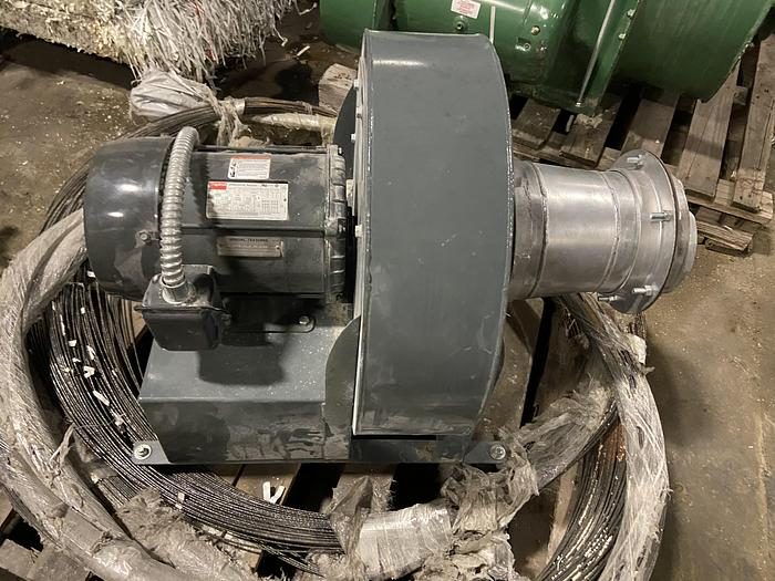 Used DAYTON MODEL 4C330 TRIM BLOWER 5HP