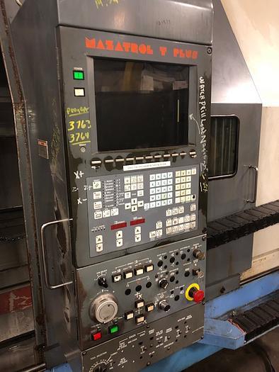1997 MAZAK Slant Turn 50 CNC Lathe