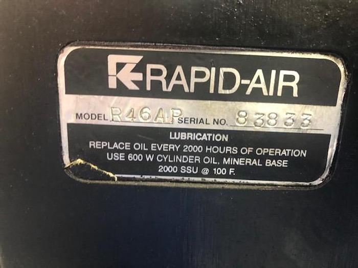 RAPID-AIR MFG R46AP