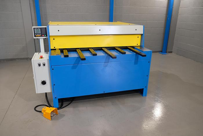 Mach- Cut Mechanical Guillotines 1300mm x 4mm