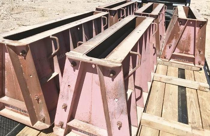 Used Symons Barrier Forms