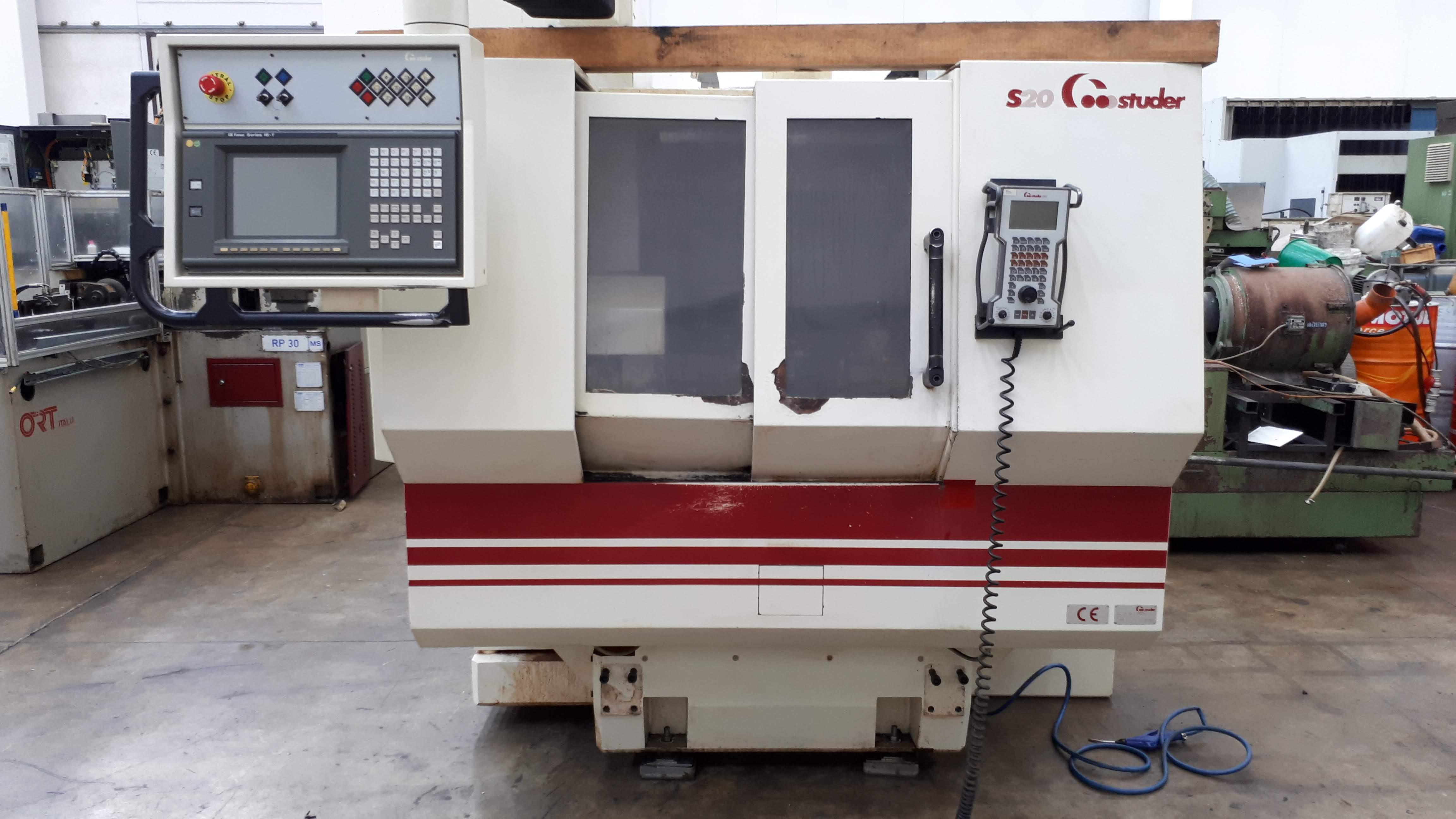 2000 Studer S20 CNC