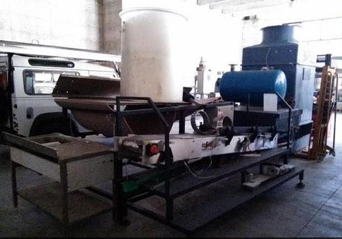 Used Impianto produzione Marmellata , marca COSMA - anno 2007
