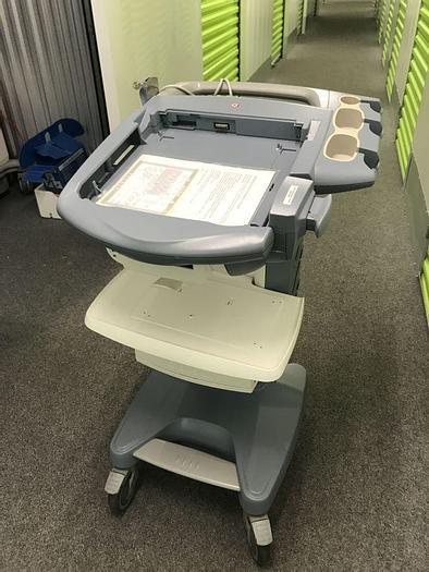 Used For Sale GE Voluson Station OB / GYN - Vascular Ultrasound