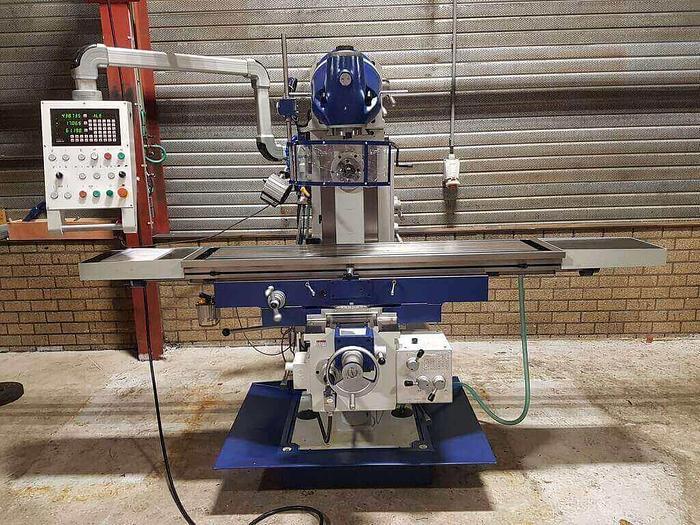 WM6436 - ROGI Universal Milling Machine