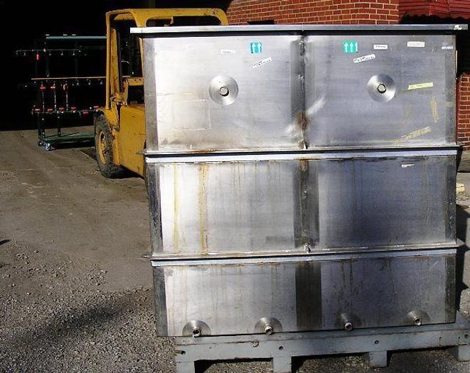 Electro-Static Precipitator Filtering Unit