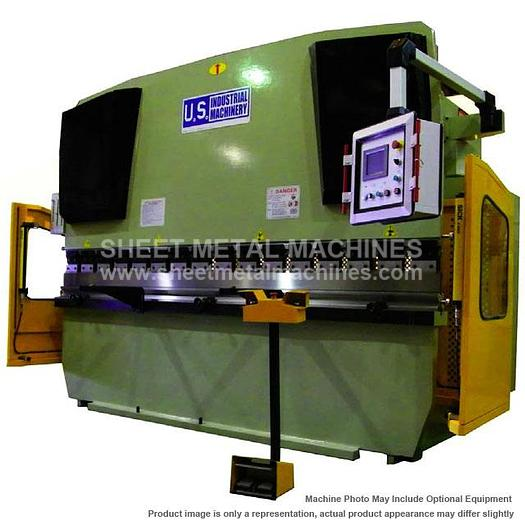 U.S. INDUSTRIAL CNC Hydraulic Press Brake USHB125-13