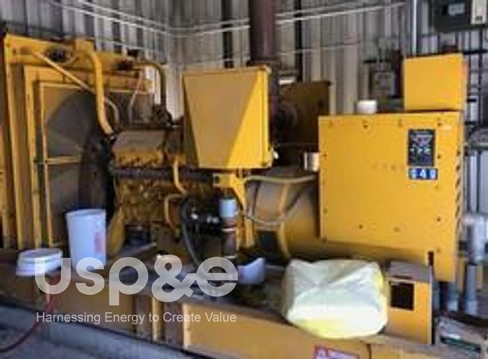 Used 520kW Caterpillar Diesel Generator Set