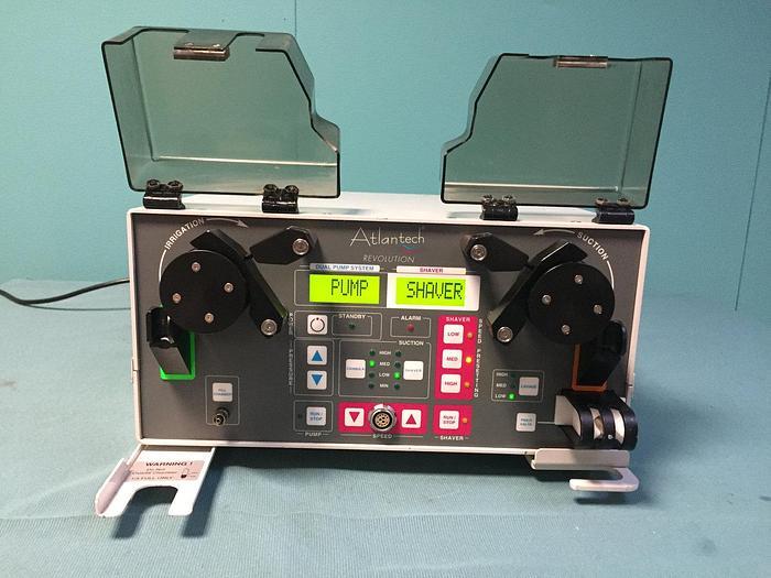 Gebraucht Atlantech Revolution Dual Pump System mit integriertem Rasierer