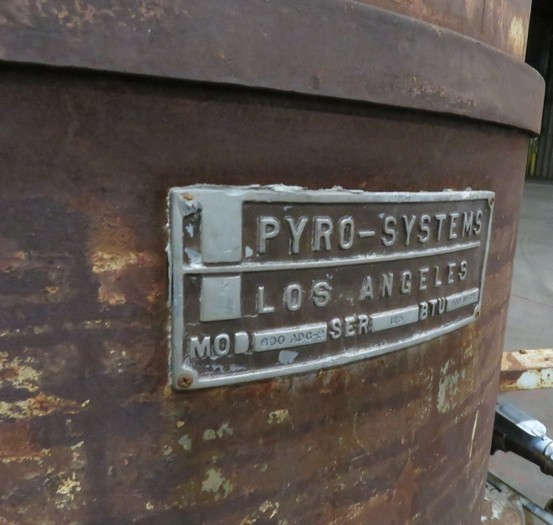 PYRO - SYSTEMS 600 ADO- R