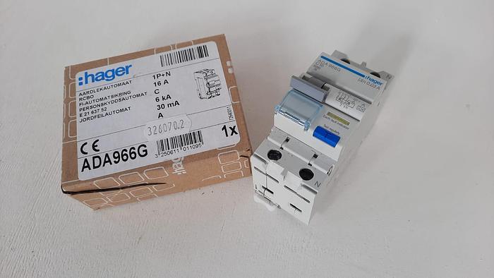 Hager ADA966G/C16