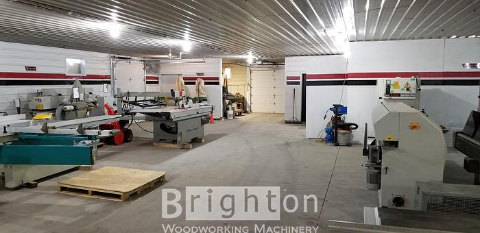 WANTED! CNC Machines, Edgebanders, Planers, Sanders, Saws, Shapers, Combination Machines, Dust Collectors, and more.