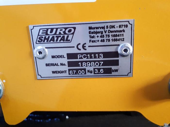 Vibratory Plate Compactor 67KG