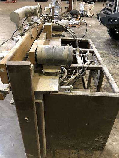 Ritter 34 Spindle Shutter Boring Machine