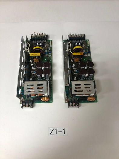 Used Cosel 24V 14A Power Supply - LDA300W-24 Lot Of 2 Fast Shipping!