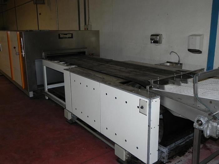 Tunnel Oven 1m wide