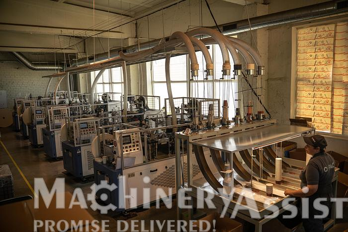 Used Paper Cup machines 6 psc. ZBJ-NZZ Ruian Lifeng Machinery Co.
