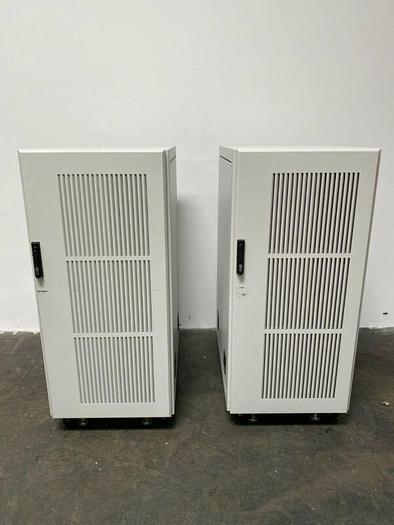 Used Bruker NMR Console w/ Spectrospin H2903 Mainframe, Dressler LPPA, & More Modules