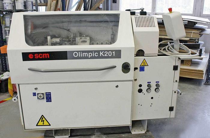 Used 2003 SCM Italy SCM Olimpic K201 HFA
