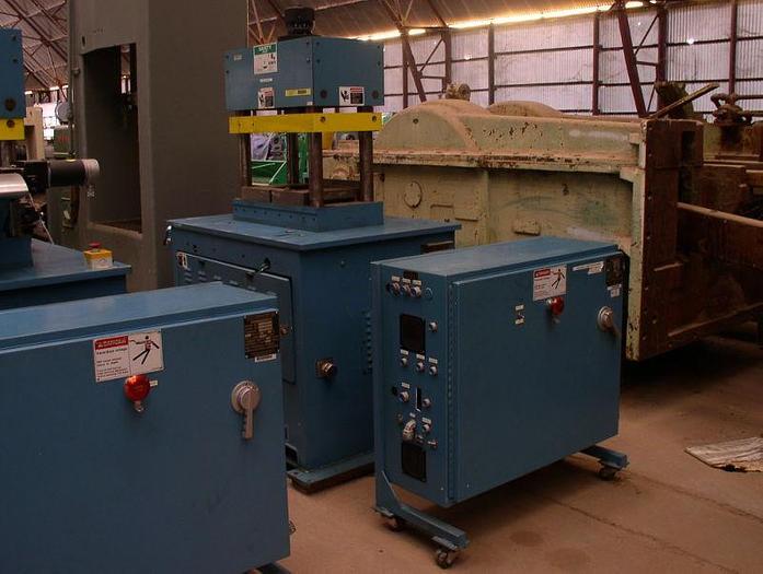 Used 20 Ton PRECO Model 1420L 4-Post Down Acting Hydraulic Press; $6,500