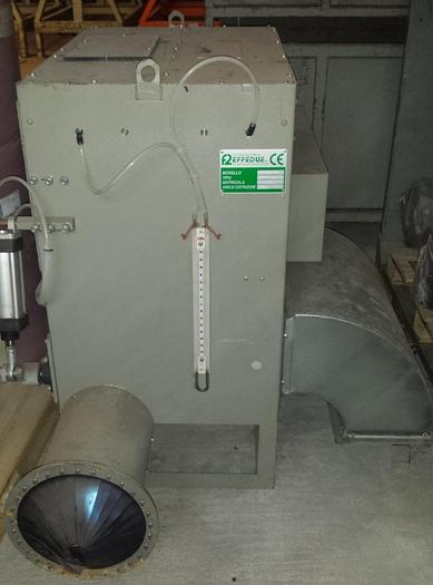 FILTERING INSTALLATION - SUCTION PLANT EFFEDUE ST 32 DX