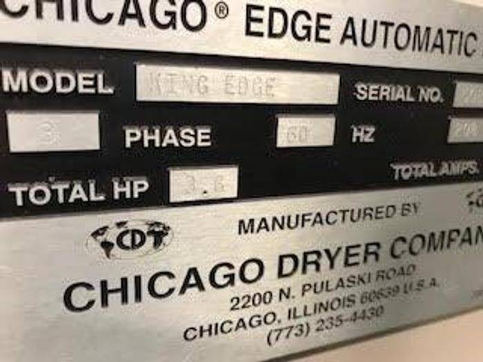 2001 CHICAGO KING EDGE