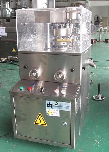Used NEW 9 STATION ROTARY TABLET PRESS – MODEL ZP9B (#9644)