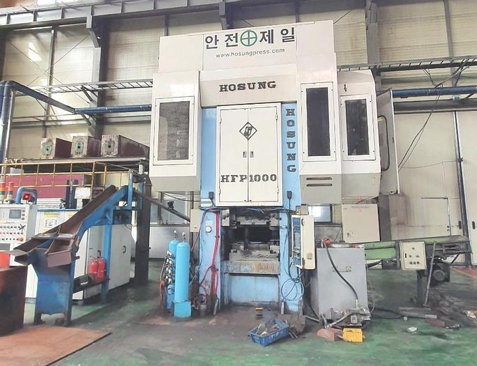 Used Hot Forging Line