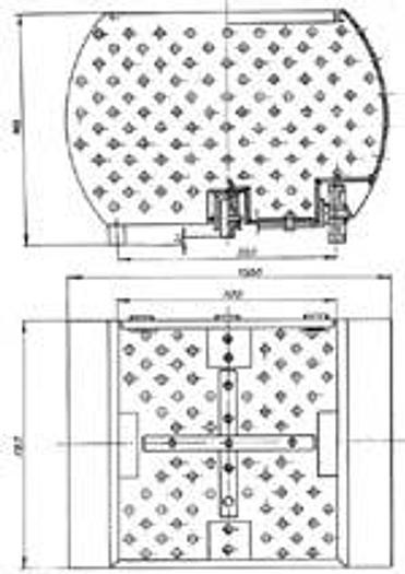 Używane Wózek do autoklawu - WAA 6 i WAA 11