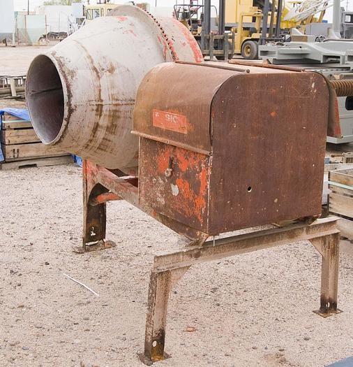Essick Concrete Mixer