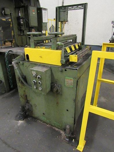 "Used 20"" WIDE x .065 ROWE STRAIGHTENER"