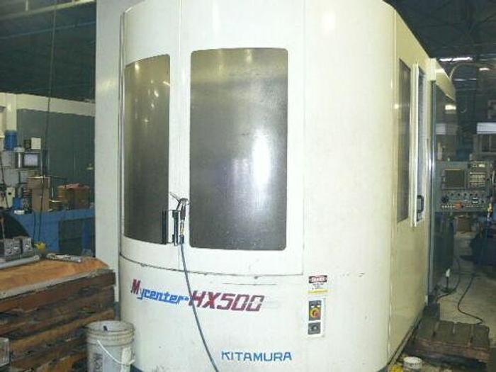 2000 Kitamura  Mycenter-HX500i