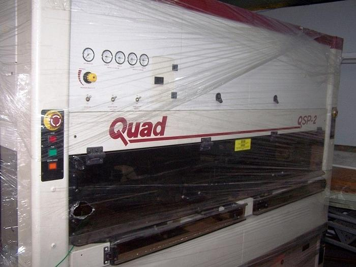 Quad QSP-2 Flexible High Speed Pick and Place Machine