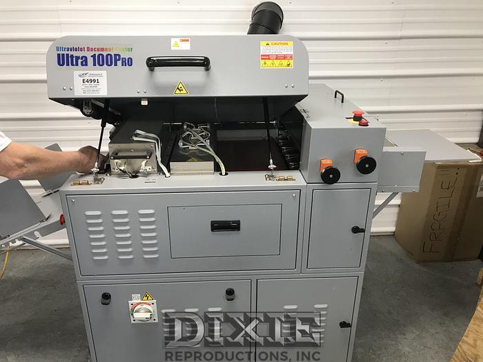 Used DUPLO Ultra 100 Pro