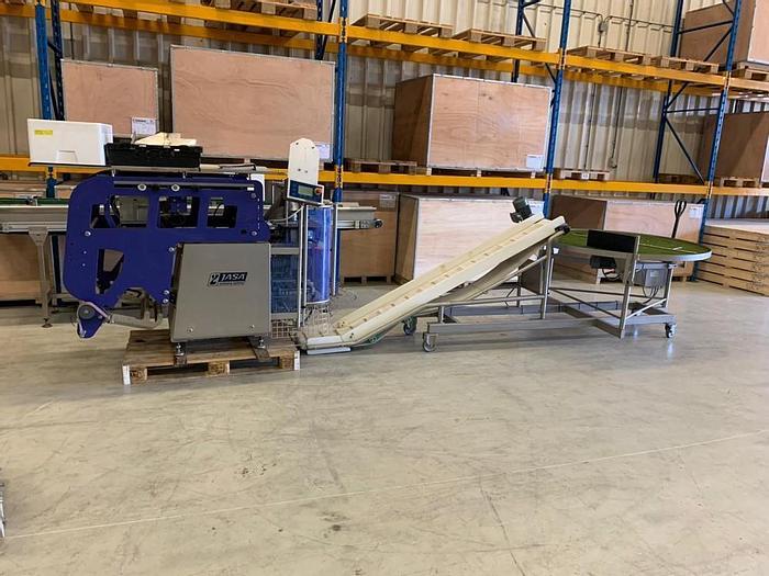 Used Jasa 250FV vertical bagging line
