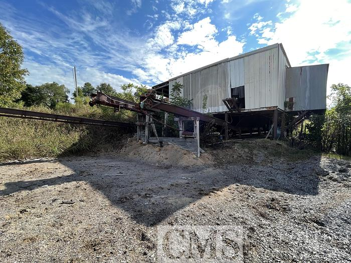 Used Complete Sawmill with Land Ligna, HMC, Cornell, Precision