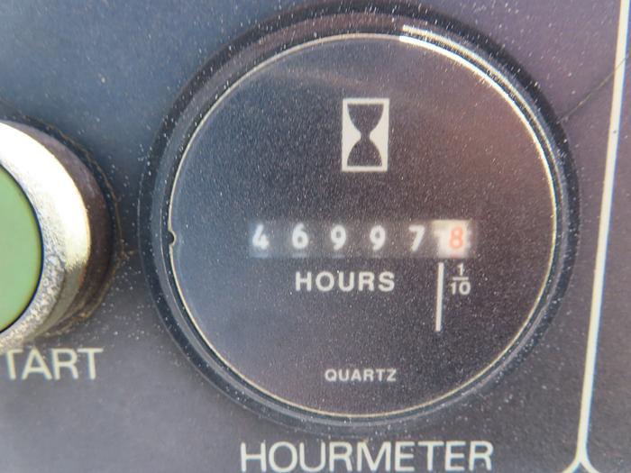 Grimmer-Schmidt 50 Hp. Air Compressor