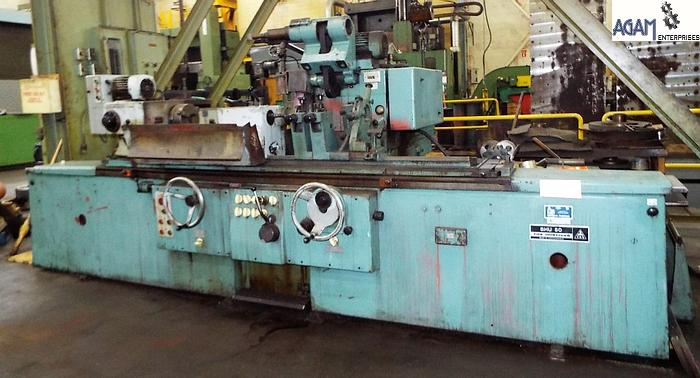 Used TOS BHU50 / 1500 Cylindrical Grinding Machine
