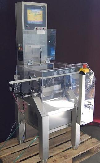 Used R 14565 D - Checkweigher OCS HC - 200 g for sachets / stick packs