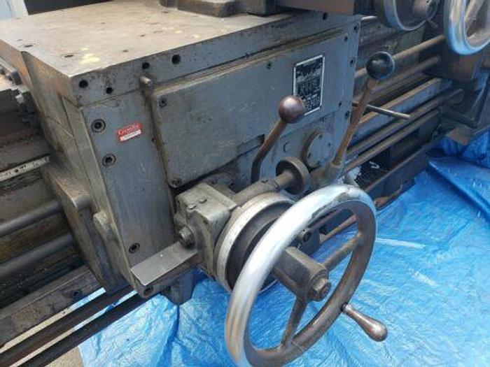 """60"""", Used Lodge & Shipley Right Angle T Lathe With Dual Carraige."""