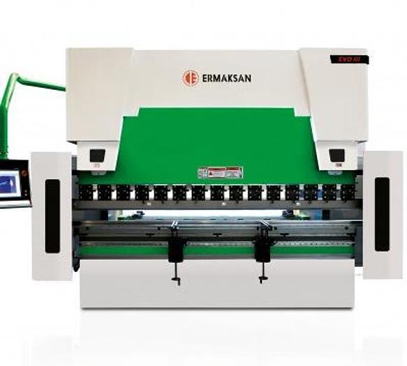 2018 10'x149 Ton Ermak 'Evo' CNC Press Brake