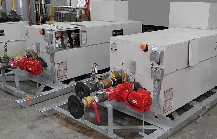 Lochinvar Copper Fin Boilers - 50HP Hot Water